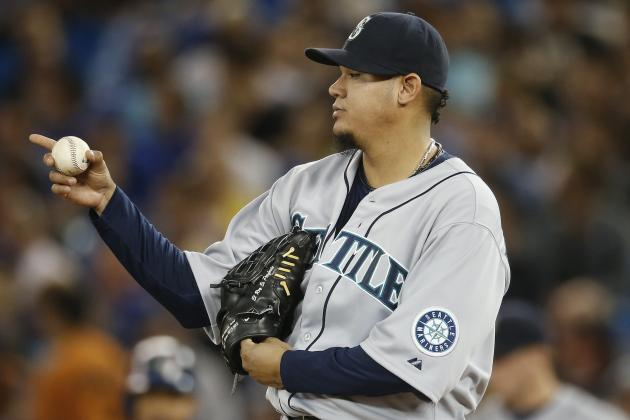 Craftier and Wiser, Felix Pitching Better Than Ever