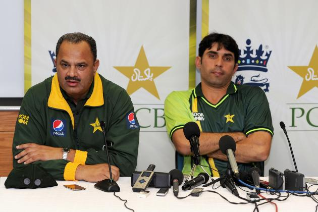 PCB Employs Vigilance Officer for Champions Trophy