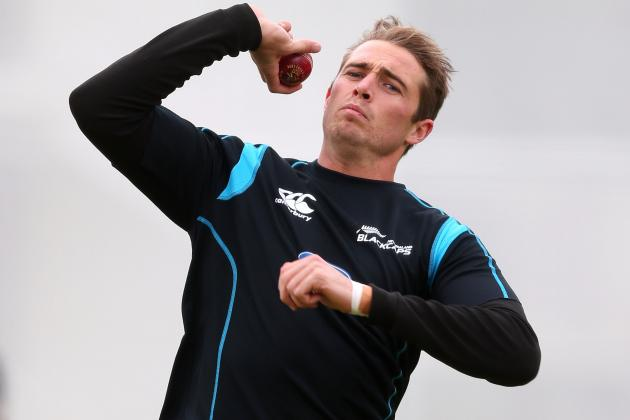 Tim Southee Cleared to Lead New Zealand Attack Against England at Lord's
