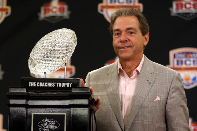 Alabama Football's Cakewalk Schedule Makes Crimson Tide Favorite for BCS Title