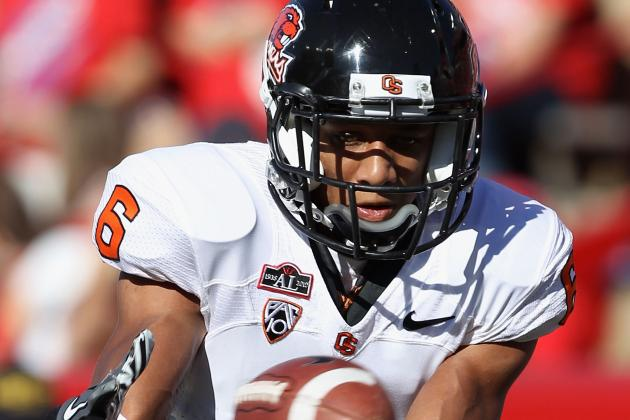 CB Battle Heating Up at Oregon State