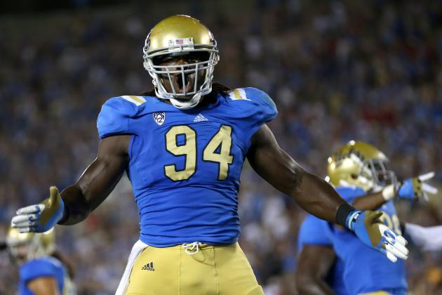 UCLA Defensive End Owamagbe Odighizuwa to Sit out the 2013 Season