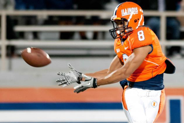 Illinois Football: Five Illini to Get to Know Before August