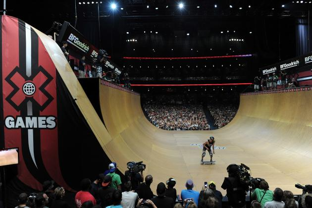 X Games Barcelona 2013: Dates, Event Schedule and Top Competitors