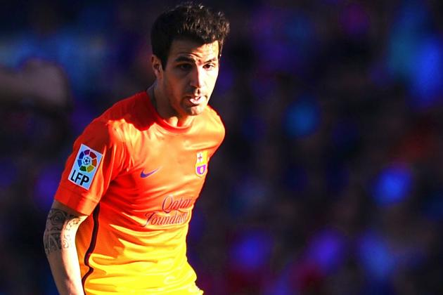 Would Cesc Fabregas Be a Good Summer Signing for PSG?