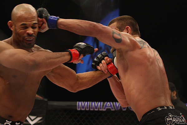 WSOF Goes Tournament Route to Crown Middlweight Champion