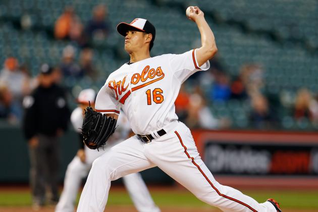 Orioles Place Chen on DL Due to Oblique Injury