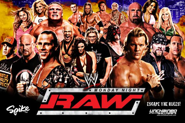 WWE Desperately Needs to Make Changes to Flagship Shows RAW and SmackDown