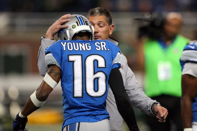 Are We Too Quick to Judge Troubled Free Agent WR Titus Young?