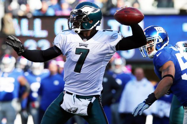 Is Michael Vick on the Verge of Another Career Revival Under Chip Kelly?