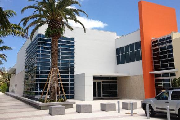 Pictures: Miami Athletics Facility Nearly Complete