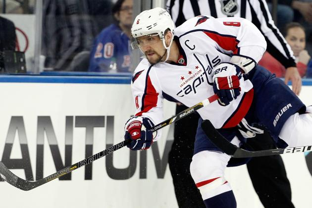 Alex Ovechkin to Play for Russia in IIHF World Championship