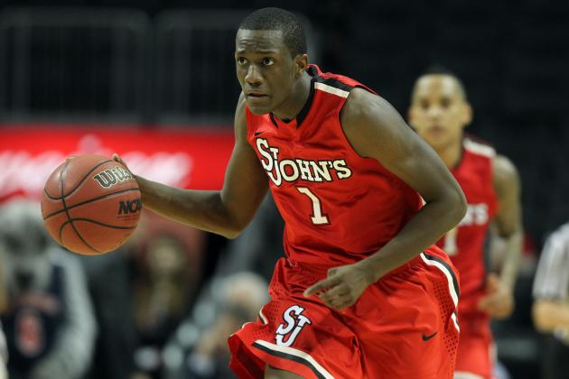 St. John's Announces Neutral Games with Wisconsin, Columbia for 2013-14