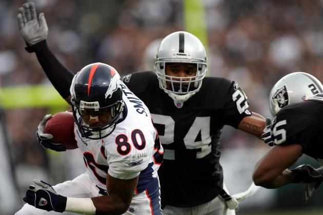 Oakland Raiders: Competition for Charles Woodson Is Heating Up