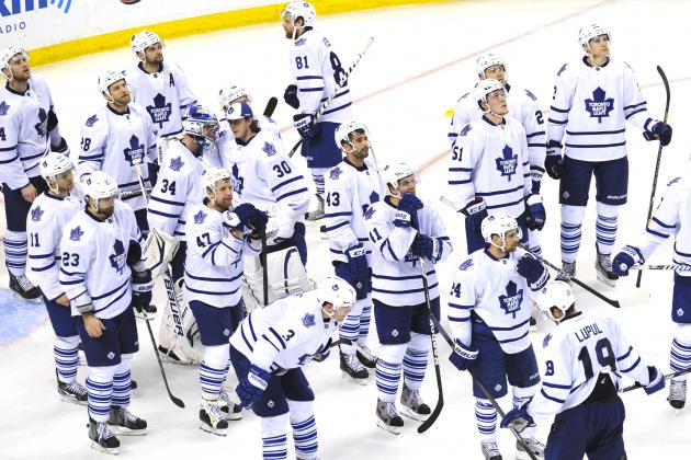 Why Toronto Maple Leafs Are Winners Despite Wild Playoff Loss to Boston Bruins