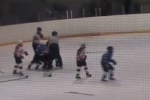 Epic Brawl Breaks Out at Russian Youth League Hockey Game