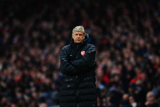 Why the 2013-14 Season Will Be Arsene Wenger's Last Chance at Arsenal