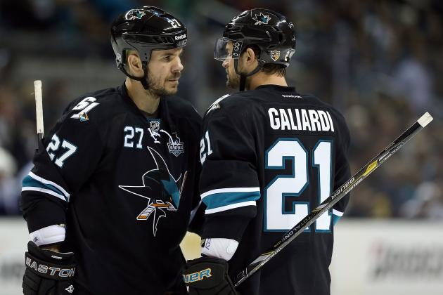 San Jose Sharks rested and healthy for Los Angeles Kings