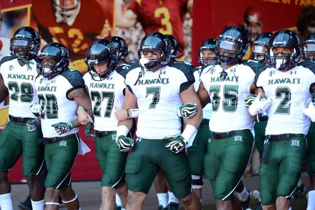 Hawaii to Return 'Rainbow Warriors' Nickname