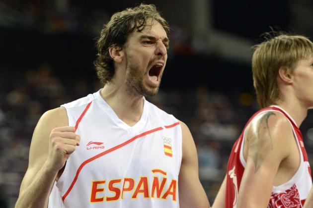 Pau Gasol Confirms He Won't Play for Spanish National Team