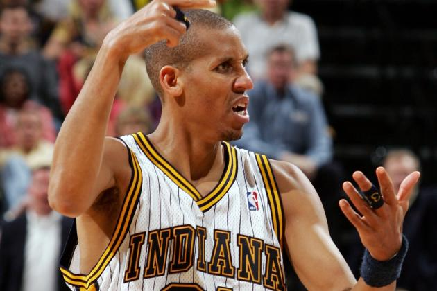 Reggie Miller Talks Spike Lee, Move to Front Office