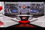 Sportscenter's New Futuristic Set Unveiled