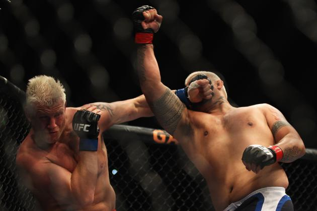 UFC Confident Mark Hunt Will Still Fight at UFC 160 Despite Visa Issues
