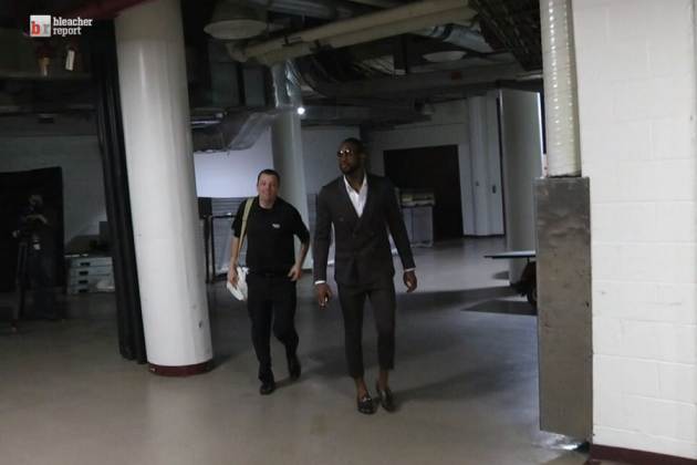 Congratulations Dwyane Wade, You're the NBA's Worst-Dressed Star