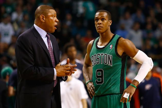 Celtics Need Doc Rivers More Than Ever If Pierce, Garnett Are Gone