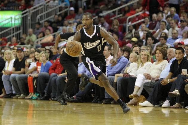 Sacramento Kings 2012-13 Season Player Reviews: Toney Douglas