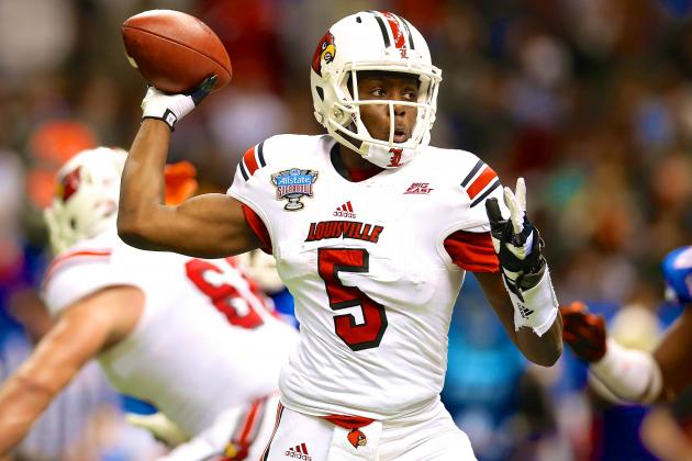 Why Are NFL Draft Experts So Excited About Teddy Bridgewater?