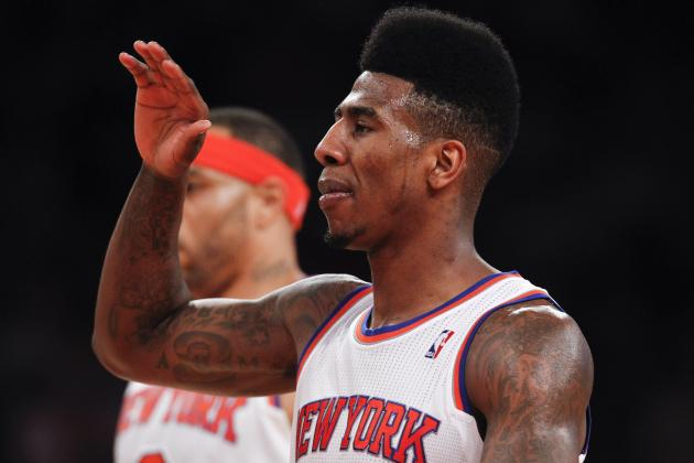 Shumpert to Play Tuesday for Knicks After MRI Shows No Structural Damage