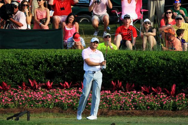 Sergio Garcia Must Win Major to Dispatch Choke-Artist Image
