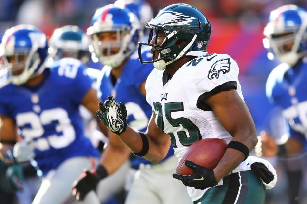 LeSean McCoy's Agent Denies Eagle Assaulted Woman