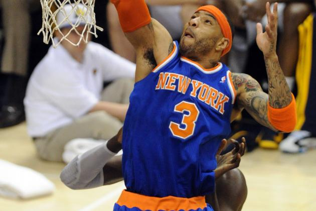 Knicks Make Change in Starting 5 for Game 4