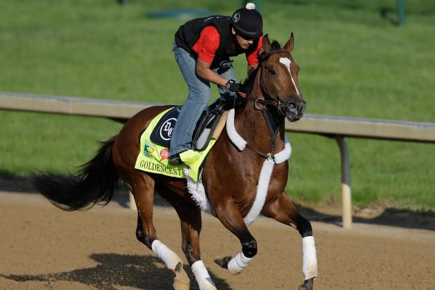 Goldencents Will Rebound from Kentucky Derby Flop at 2013 Preakness