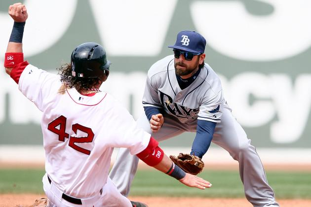 ESPN Gamecast: Red Sox vs. Rays