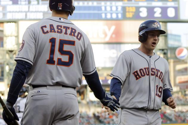 ESPN Gamecast: Astros vs. Tigers