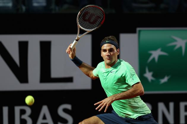 Breaking Down Roger Federer's French Open Prospects