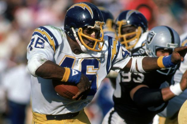 Chargers Great Chuck Muncie Changed His Life, Others