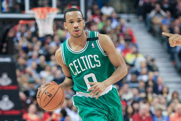 Video: Celtics Honor Avery Bradley on Making NBA All-Defensive 2nd Team