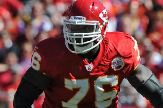 Branden Albert Wants Fresh Start with K.C. Chiefs