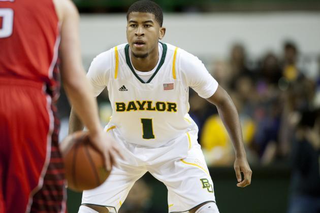 Report: Baylor Freshman Guard L.J. Rose to Transfer