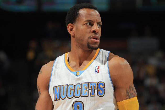 Andre Iguodala Snubbed for All-Defensive Team -- Nuggets Exec Angry