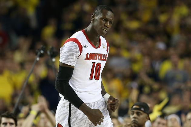 Report: Gorgui Dieng Injured, Won't Compete at NBA Combine