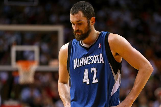 Flip Saunders: No Repair Work Needed Between Wolves and Kevin Love