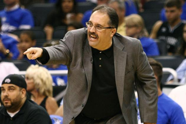 Updated: Report of Hawks Pursuit of Van Gundy Overstated