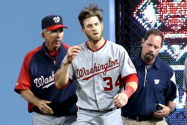 Must Bryce Harper Change His All-Out Style to Avoid Career-Threatening Injuries?