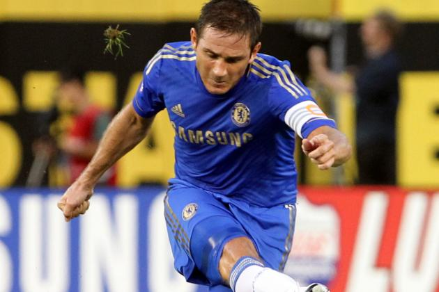 Chelsea's Lampard Agrees One-Year Deal to Remain at Stamford Bridge
