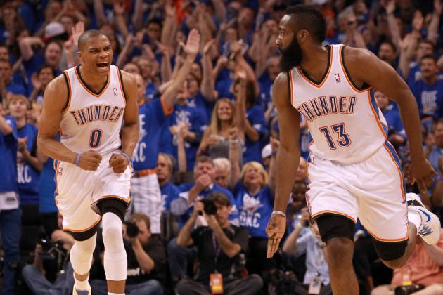 Star Search: OKC Thunder Missing Russell Westbrook, James Harden